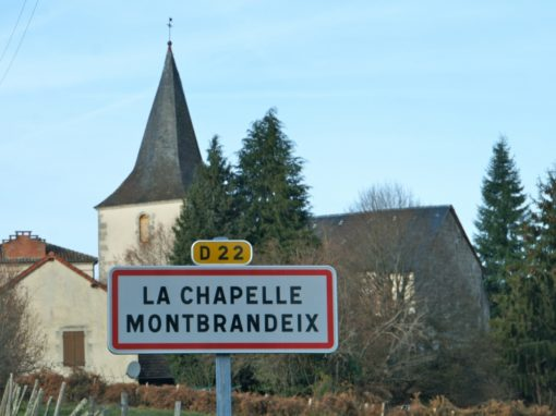 La Chapelle Montbrandeix
